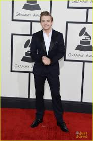 Grammy Red Carpet 2014 Best by Hunter Hayes Debuting U0027invisible U0027 During The Grammys 2014 Photo
