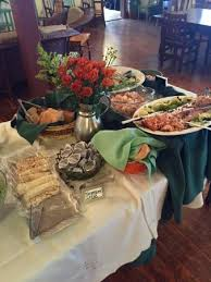 thanksgiving dessert table picture of lakeside inn lakeside