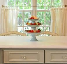 Kitchen Design Curtains Ideas Kitchen Curtains Serving As A Sunshade And Dress Up Your Kitchen