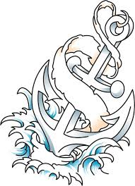 28 best anchor tattoo drawing designs images on pinterest anchor