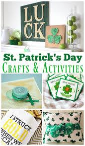 st patrick u0027s day crafts u0026 activities reinventing this journey