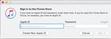 apple itunes help desk set up an apple id which computing helpdesk