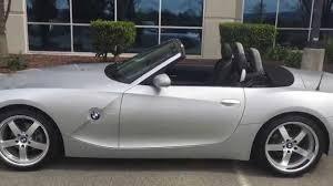 for sale james bond 007 z4 bmw roadster california 1 owner car