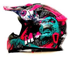 dirt bike boots masei m pink frankenstein monster 316 atv motocross motorcycle