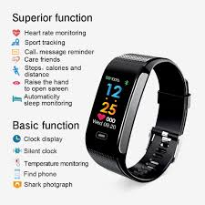 bracelet tracker images Sports activity sleep tracker heart rate fitness pedometer jpg