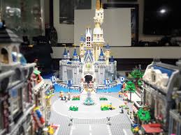 Cinderella Castle Floor Plan Lego City Tour August 2016 Episode 5 Youtube