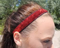 glitter headbands glitter headbands etsy