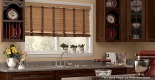 Wood Blinds For Windows - wood blinds for kitchen windows tags kitchen wood blinds natural