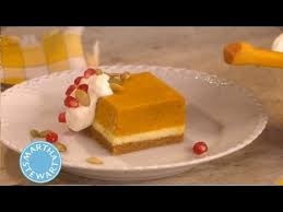 pumpkin mousse cheesecake thanksgiving recipes martha stewart