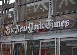 Seeking New York New York Times Looks To Philanthropy To Help Fund Journalism