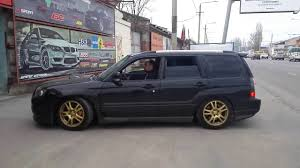 widebody subaru forester subaru forester on coilovers bcracing installed in raceline tuning
