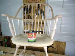 windsor chair painting the wood whisperer