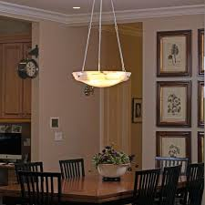Hanging Light Fixtures For Dining Rooms Alabaster Light Fixture With 24 Diameter Bowl Lights Large Dining