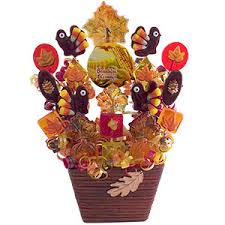 fall gift baskets fall festival candy bouquet giift basket at gift baskets etc