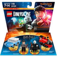 Lego Harry Potter Bathroom Lego Dimensions Harry Potter Team Pack Universal Walmart Com