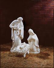 outdoor nativity outdoor nativity set ebay