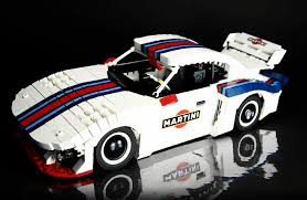 porsche lego set lego martini porsche racing set u003d awesome airows