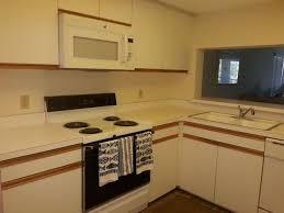 Kitchen Cabinets Oak Redo Of 70 U0027s Kitchen With Oak Strip Cabinets Under 200 Hometalk