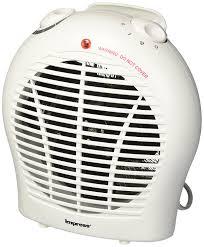 Bathroom Fan With Heater Amazon Com Impress 1500 Watt 2 Speed Fan Heater With Adjustable