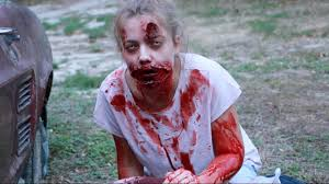 Halloween Zombie Makeup by Halloween Maquillage Zombie Zombie Makeup Youtube