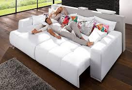 sofa mit bettkasten und schlaffunktion big sofa mit bettfunktion kaufen quelle at