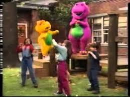 barney friends making friends episode