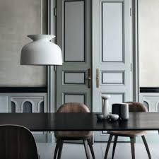 Gray Pendant Light Designer Gubi Lighting Bell Shape Ronde Anthracite Grey Pendant Lamp
