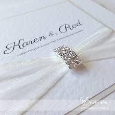 Elegant Wedding Invitations Classic Elegant Wedding Invites For Karen U0026 Rod