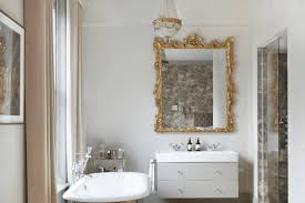 Gold Frame Bathroom Mirror Mirror Gold Framed Mirror Stunning Gold Antique Mirrors Put Gold