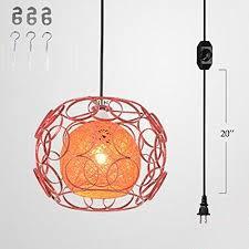 Orange Pendant Light Pendant Lights Kiven Lighting Shopping