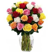 Colorful Roses Colorful Roses Online Flowers Delivery To Kenya