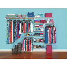 Rubbermaid Storage Shed Shelves by Tips Wondrous Lowes Rubbermaid To Customize Your Own Closet Space