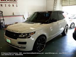 dark silver range rover range rover archives diamond black exteriors dbx wraps