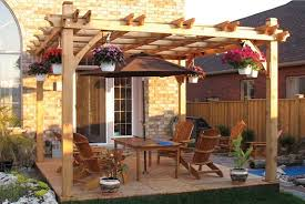 Pergola Gazebo Difference by The Difference Between Fiberglass Wood And Vinyl Pergolas