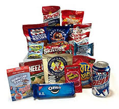 food care packages care package box american food box care