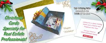 real estate new years cards real estate christmas cards