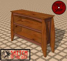 free pedestal desk plans woodworking projects in sketchup diy pdf