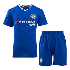 Flag Kits Home Chelsea Home Kit Pyjama Chelsea Blue The Official China Store