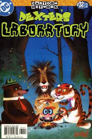 dexter u0027s laboratory volume comic vine