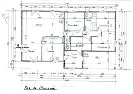 plan maison simple 3 chambres plan maison simple maison françois fabie