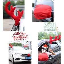 reindeer antlers for car compare prices on christmas car antlers online shopping buy low