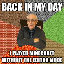 Funny Minecraft Memes - 24 funniest old man memes that will make you laugh