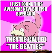 Slowpoke Meme - slowpoke meme fangirl pinterest slowpoke meme