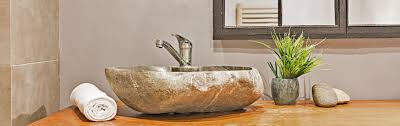 stone kitchen and bath