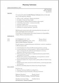 Results Oriented Resume Examples Astounding Pharmacy Technician Resume Example 8 Pharmacy