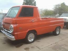 Dodge Dakota Truck Camper - restored 1965 dodge a100 truck 318 v8 727 auto for sale in gilbert az