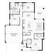 3bedroomhouseplan house floor plans