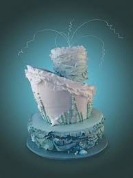 Ocean Cake Decorations Under The Sea Themed Cakes 8 Cakes That Make A Splash
