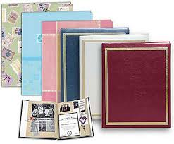 Pioneer Photo Album Refill Pages Pioneer Jumbo Scrapbook Photo Album Memory Book