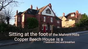 Copper Beech One Bedroom Copper Beech House Bed And Breakfast Malvern Youtube